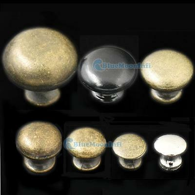 Antique Brass Furniture Jewelry Box Window Door Handle Cabinet Knob Drawer Pull