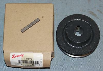 Browning AK28X5/8 Pulley Bore Sleave 3X770 NOS