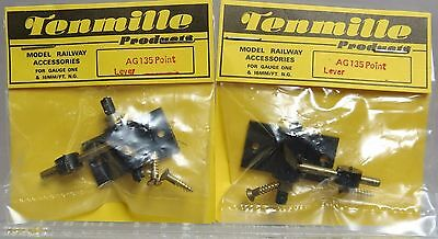 Tenmille Products AG135 Point Lever 2-Pack for One Gauge