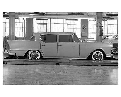 1958 Hudson Rambler Concept ORIGINAL Factory Photo oub3835