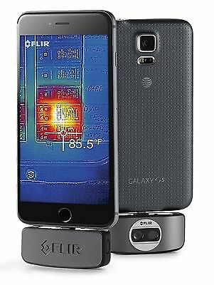Flir One Thermal Imaging Camera Attachment For Android New!