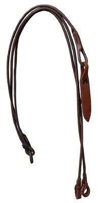 Bar H Equine Western Reins Romel Smooth Leather Harness 31304