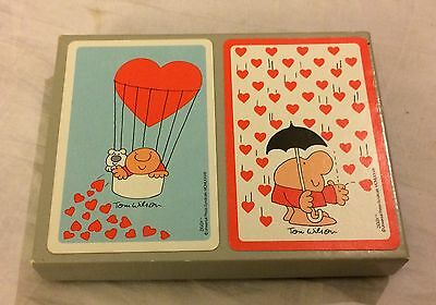 Vintage ZIGGY Playing Cards Tom Wilson Double Deck 1978 Complete