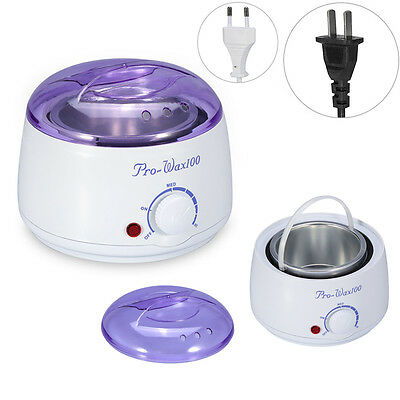 Hair Removal Hot Paraffin Wax Warmer Heater Pot Remover Device 110V / 220V EB