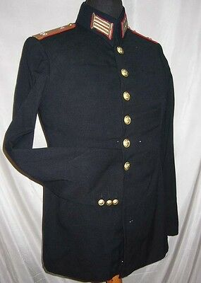 Authentic WWII Bulgarian royal army Infantry parade tunic Colonel Gulubov