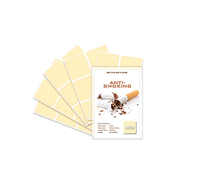 CLEARANCE SALE !! Anti Smoking Patches Stop smoking nicotine patch 30 patches