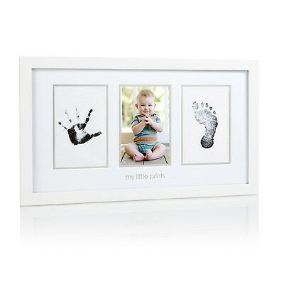 Babyprints Photo Frame - English