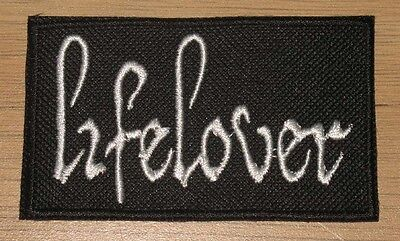 LIFELOVER woven PATCH