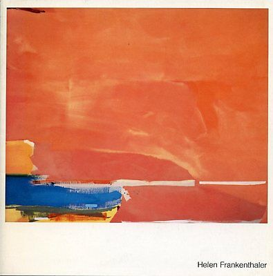 Helen Frankenthaler : 1975 Exhibition Catalogue / André Emmerich Gallery, NY