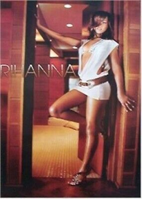 RIHANNA ~ DOORWAY 24x36 MUSIC POSTER NEW/ROLLED!