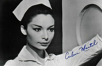 OFFICIAL WEBSITE Arlene Martel (1936-2014) Twilight Zone 8x10 AUTOGRAPHED