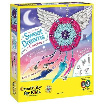 Make your Own Sweet Dreams Catcher