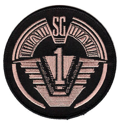 STARGATE - SG-1 - Uniform Patch - Aufnäher original Replica - groß