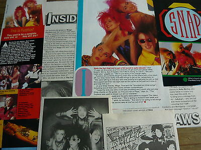Fuzzbox - Magazine Cuttings Collection (Ref Aa1)