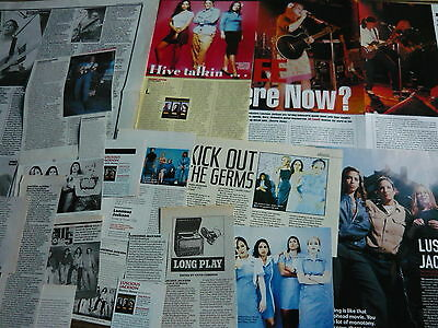 Luscious Jackson - Magazine Cuttings Collection (Ref T6)
