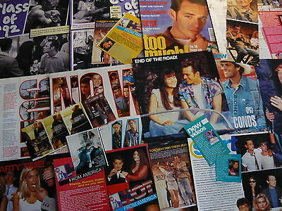 Luke Perry - Magazine Cuttings Collection (Ref T2)