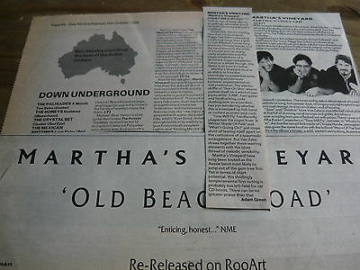 Martha's Vineyard - Magazine Cuttings Collection (Ref Z4)