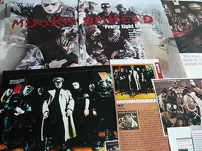 Mushroomhead - Magazine Cuttings Collection (Ref X11)