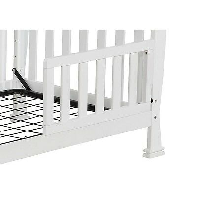 Shermag Lancaster Guard Rail - White