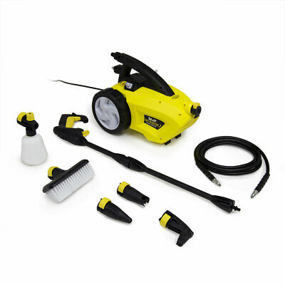 Electric Pressure Washer 1500psi Water Power Jet Sprayer High Power Garden Car