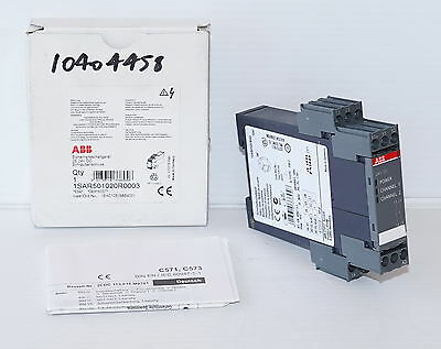 ABB 1SAR501020R0003 Safety Relay Switch