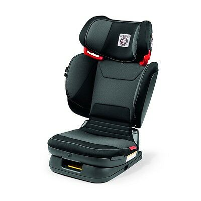 Peg Perego Viaggio Flex 120 Booster Car Seat - Crystal Black