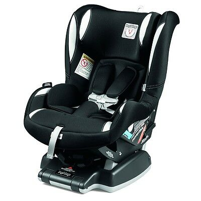 Peg Perego Primo Viaggio SIP 5-65 Convertible Car Seat - Black & White