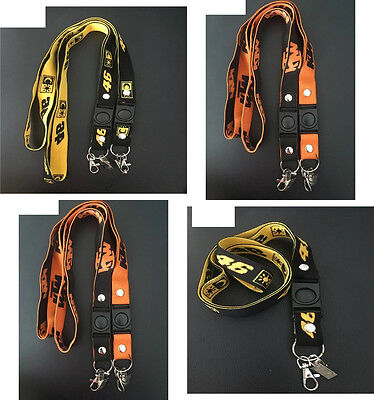 Valentino Rossi / KTM Stretchy Lanyard NEW UK Seller Moto GP  The Doctor