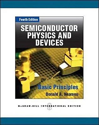 Semiconductor Physics and Devices Donald A. Neamen