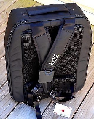 Genuine 3DR Solo Drone Quadcopter Backpack Carry Case holds Remote Batteries NEW