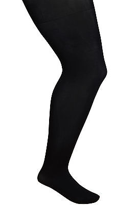 Yoursclothing Plus Size Womens 2 Pack 100 Denier Tights