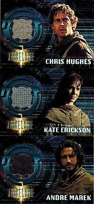 Timeline The Movie 2003: Complete Comemorative Set of 21 Cards, Limited: 278/500