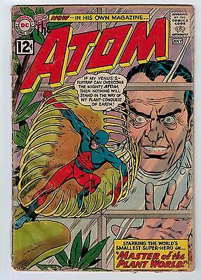 Atom #1 0.88 1St Solo Series 1962 Off-White Pages