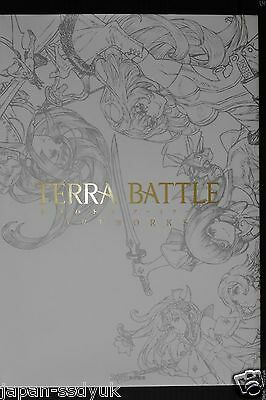 JAPAN Kimihiko Fujisaka: Terra Battle Art Works