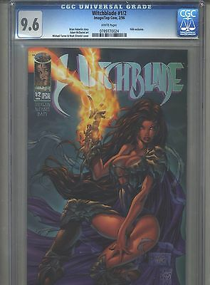 Witchblade #1/2 CGC 9.6 (1996) Mail-Away Fan Exclusive Rare