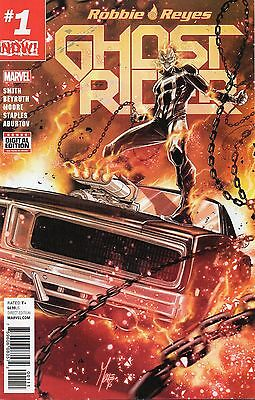 Ghost Rider #1 (NM)`17 Smith/ Beyruth