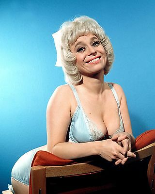 """Barbara Windsor Carry On Films 10"""" x 8"""" Photograph no 22"""