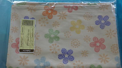 "Longaberger 2014 Easter Petals 19"" Fabric Square or Single Napkin Liner - NEW"