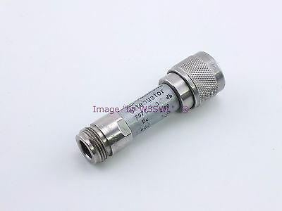 Narda 757C 3dB  Attenuator TESTED and CHECKED (32316)  - Sold by W5SWL