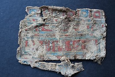 ANCIENT EGYPTIAN LINEN LATE DYNASTIC 30th DYN 380 BC