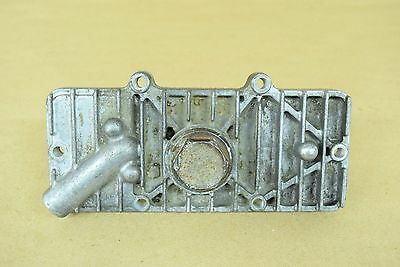 Yamaha Xs650 Xs1 Xs2 Tx650 Xs 650 Engine Motor Oil Filter Strainer Cover 70-83