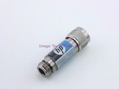 HP 8491A 3dB Attenuator DC-12.4GHz Tested and Checked (26320) -  Sold by W5SWL