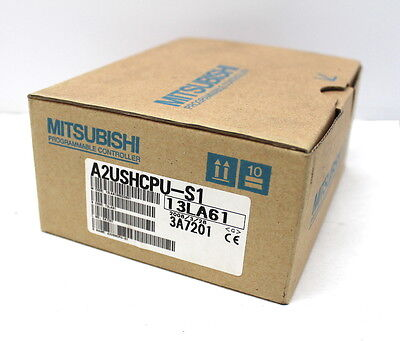 Mitsubishi Melsec A2USHCPU-S1 Processor CPU Unit New In Box