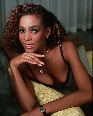 "Whitney Houston 10"" x 8"" Photograph no 7"