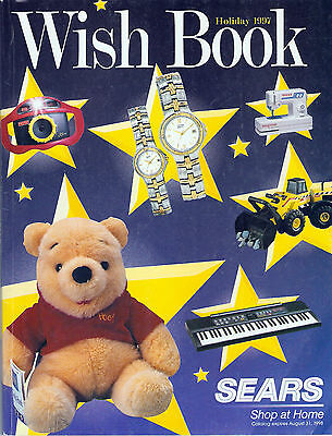 Holiday 1997 WISH BOOK SEARS Christmas Catalog