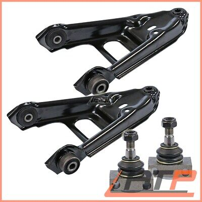 2x SUSPENSION CONTROL ARM WISHBONE FRONT SMART FOR-TWO 04-07 CONVERTIBLE