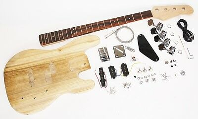 Kit for a Jazz E Bass