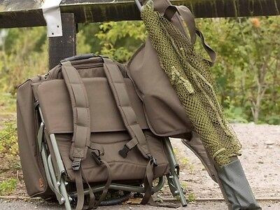 Avid Carp NEW Carp Fishing Day Session Luggage And Chair Kit  AVLUG/49