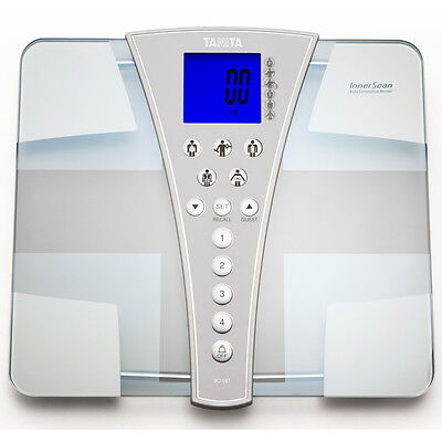 Tanita Innerscan High Capacity Body Composition Monitor Scale  BC587