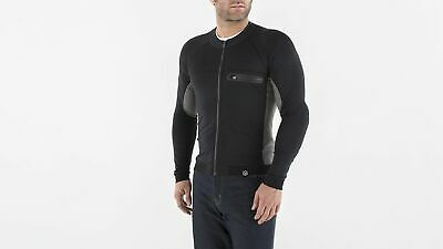 Knox Mens Action Motorcycle Armoured Shirt CE Armour Back Shoulder & Elbow